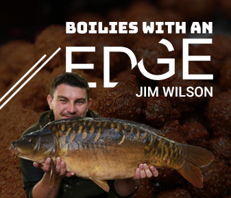 Boilies with an Edge – Jim Wilson