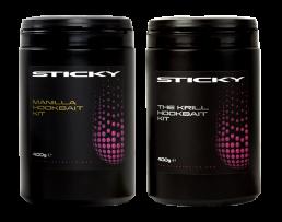 Sticky Baits Hookbait kits